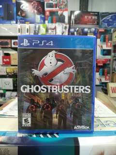 🆕 PS4 Ghostbusters
