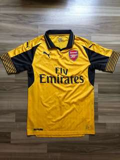 Arsenal Puma 2016-17 Away Kit