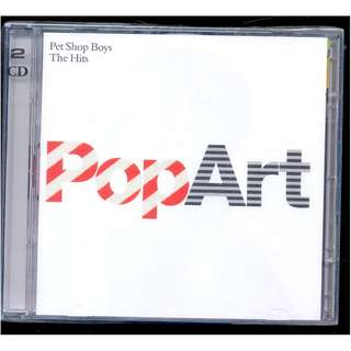 Pet Shop Boys - The Hits - New CD
