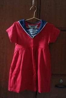 TOMMY HILFIGER DRESS (1.5-3 yrs. old)