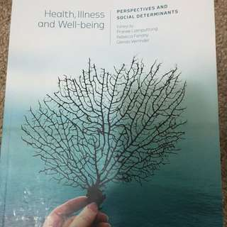 La Trobe 1st Year Core Health Textbooks