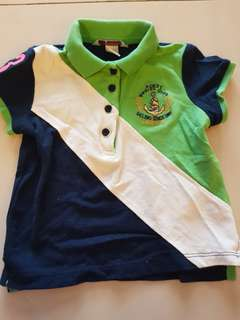 Poney baby Polo Shirt