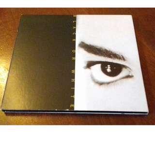 Michael Jackson Black or white USA pressing Digipak CD single rare like new Dangerous