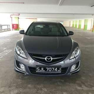 Mazda 6 2.5 auto 2008/09