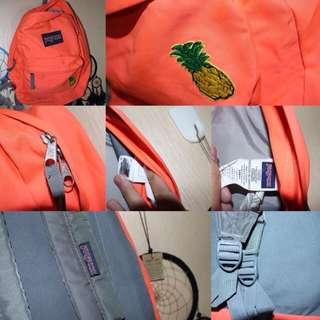 Jansport backpack pineapple