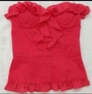 Bardot corset size 6