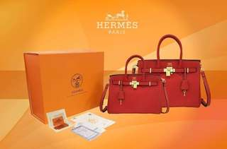 HERMES REPLICA/AUTHENTIC QUALITY