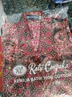 batik ratu cempaka 65.000 bbyk size
