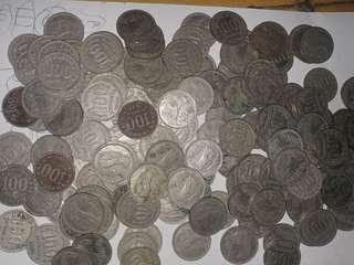 Uang Logam 100 Rupiah
