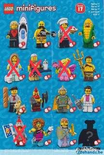 Lego CMS 17