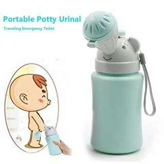 Portable Child Potty Urinal
