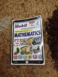 Mathematics revision books! PT3