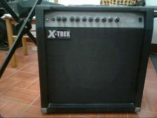Trek Amplifier