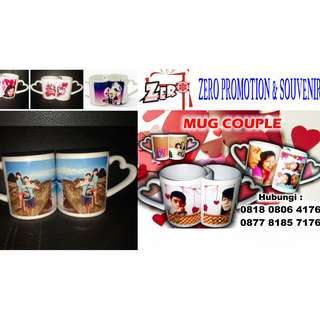 Cetak Mug Couple Murah