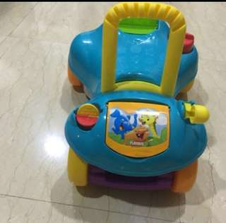 [PL] Playskool first step walker 2 in 1 ((SELF COLLECT))