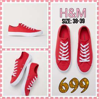 Auth H&M Sneakers