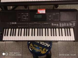 Keyboard Yamaha PSR E453 bisa cicilan