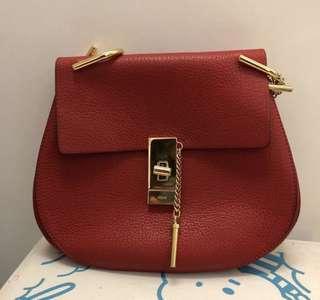 Chloe Drew Bag 85%new (Medium Size) no receipt n dustbag