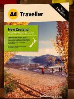New Zealand Accommodation 2018