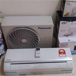 Panasonic Aircond 1hp