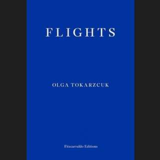 (Ebook) Flights by Olga Tokarczuk