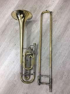 Bach Stradivarius model 42 trombone