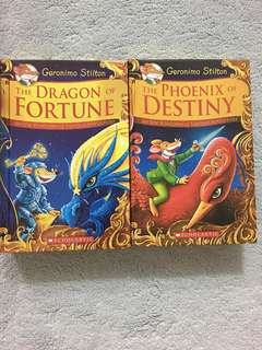 Geronimo Stilton Epic Kingdom of Fantasy adventures