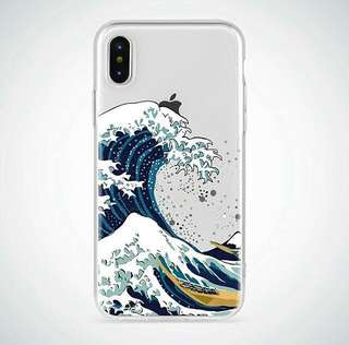 Wave Phone Case