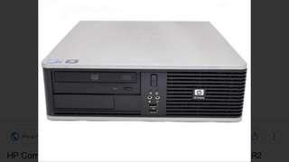 HP Desktop PC with WiFi wireless adapter