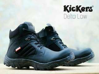 KICKERS BOOTS