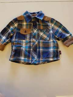 Mothercare baby boy top