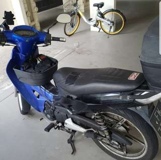 Honda wave parts