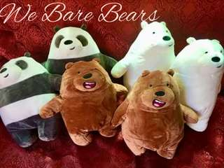 We Bare Bears Collection 🐼🐻