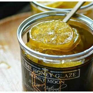 現貨~泰國 HONEY MOON 頂級泰北手工蜂蜜檸檬片