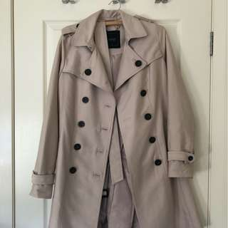 Perfect winter trench coat