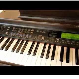 Yamaha Clavinova CVP 201 - Digital Piano 電子鋼琴