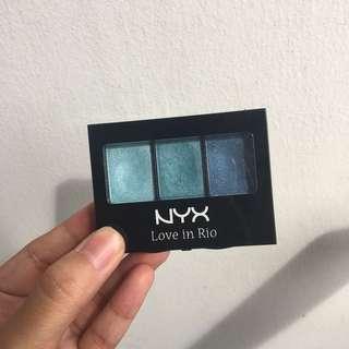 NYX Love in Rio in Blue Shade