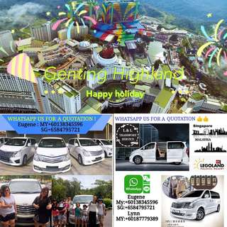 Sg to Genting Highland transport Service