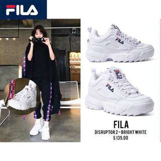 Fila disruptor 2 (new)