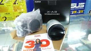 Kredit kamera Fujifilm XA-3