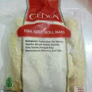 Fish Roll Cidea