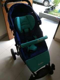 Stroller Cocolatte 903 Street Blue