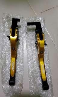 Honda x-adv foldable brake levers