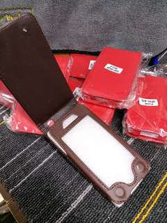 HK$8/1PC,  HK$9/9PCS ~ New Leather Protection Case for Apple iPhone 4G 全新皮質保護套 蘋果iPhone 4G合用