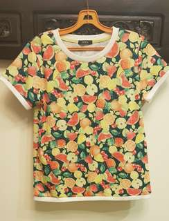 Tropical Fruity Top