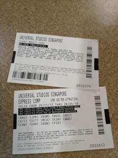 USS Ticket(5express ticket)