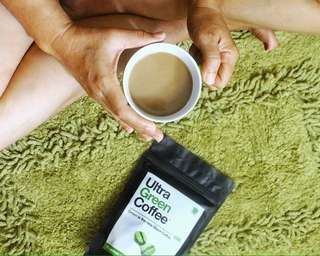 Ultra Green Coffee (10 Sachets per bag)