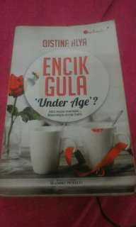 Encik Gula Under Age