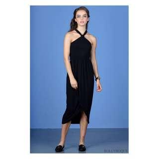 Hollyhoque bell sleeves dress