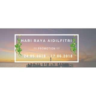 HARI RAYA AIDILFITRI PROMOTION